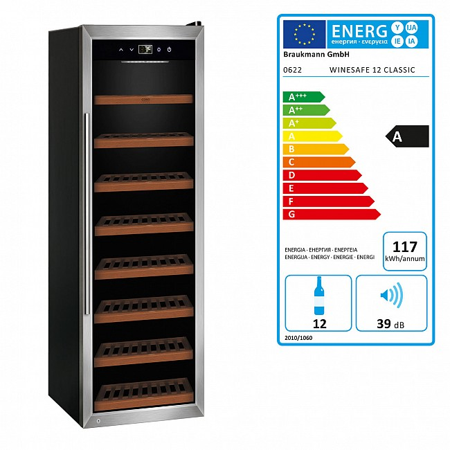 Armoire climatisée WineSafe 43